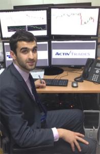 Carlo Alberto De Casa - senior analyst ActivTrades